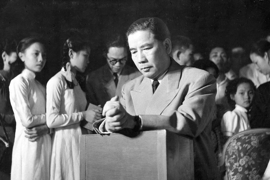 Góc khuất khó nói trong cuộc đời ông Ngô Đình Diệm