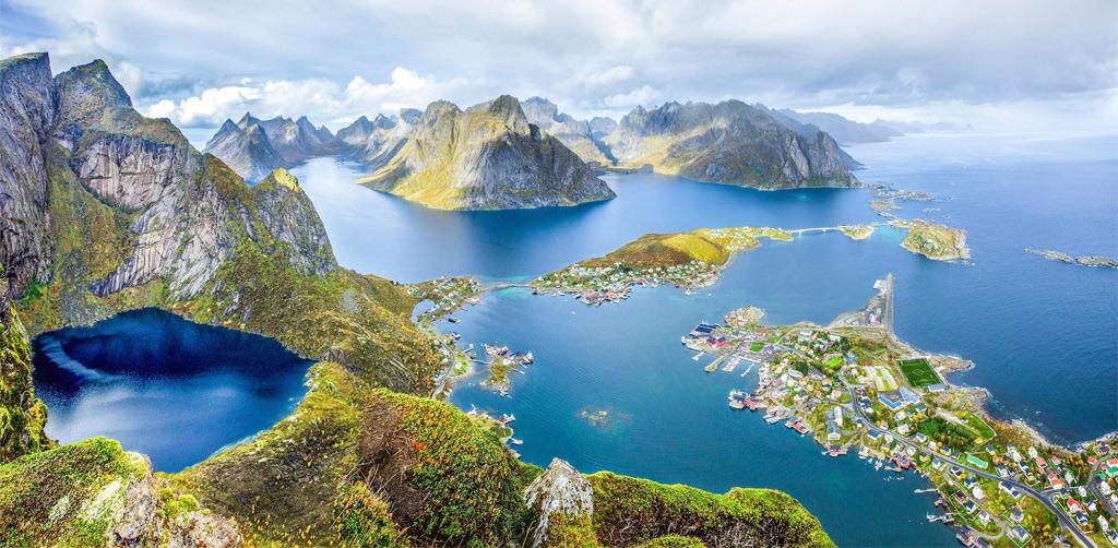Tại sao Na Uy bỏ mặc 65 tỷ USD dầu mỏ trong lòng đất?