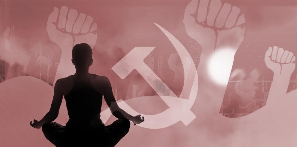 Người Marxist hành thiền như thế nào?