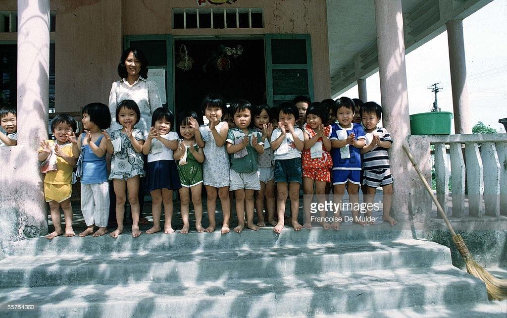 Loạt ảnh gây xúc động về Việt Nam năm 1985 của Francoise De Mulder