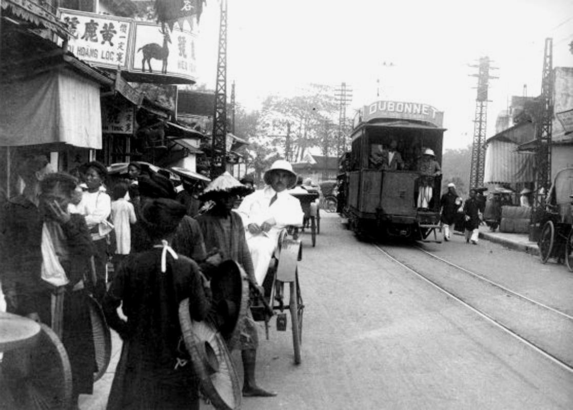 Hà Nội giai đoạn 1920 – 1930 qua ảnh của Charles Peyrin