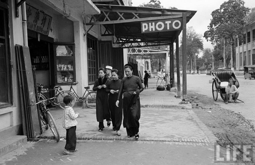 Ảnh hiếm về Lạng Sơn năm 1950 trên tạp chí Life