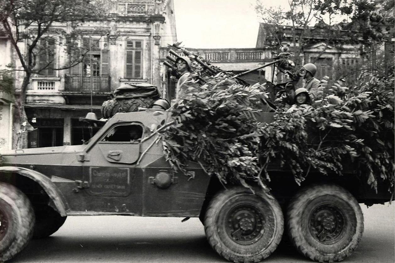Hồi ức của một cựu binh Liên Xô tham chiến ở Việt Nam