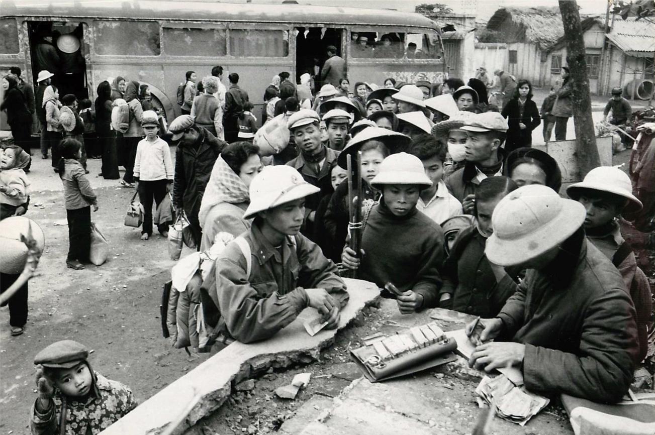 Hình ảnh quý giá về miền Bắc Việt Nam 1967 của phóng viên Mỹ