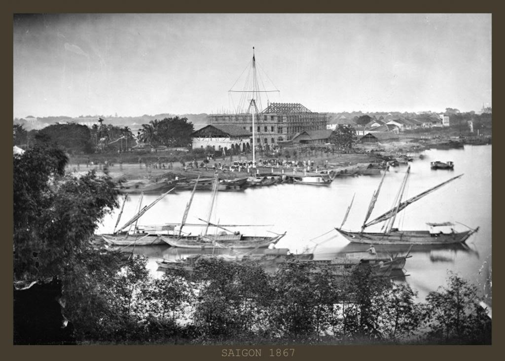 Sài Gòn 150 năm trước trong ảnh của John Thomson