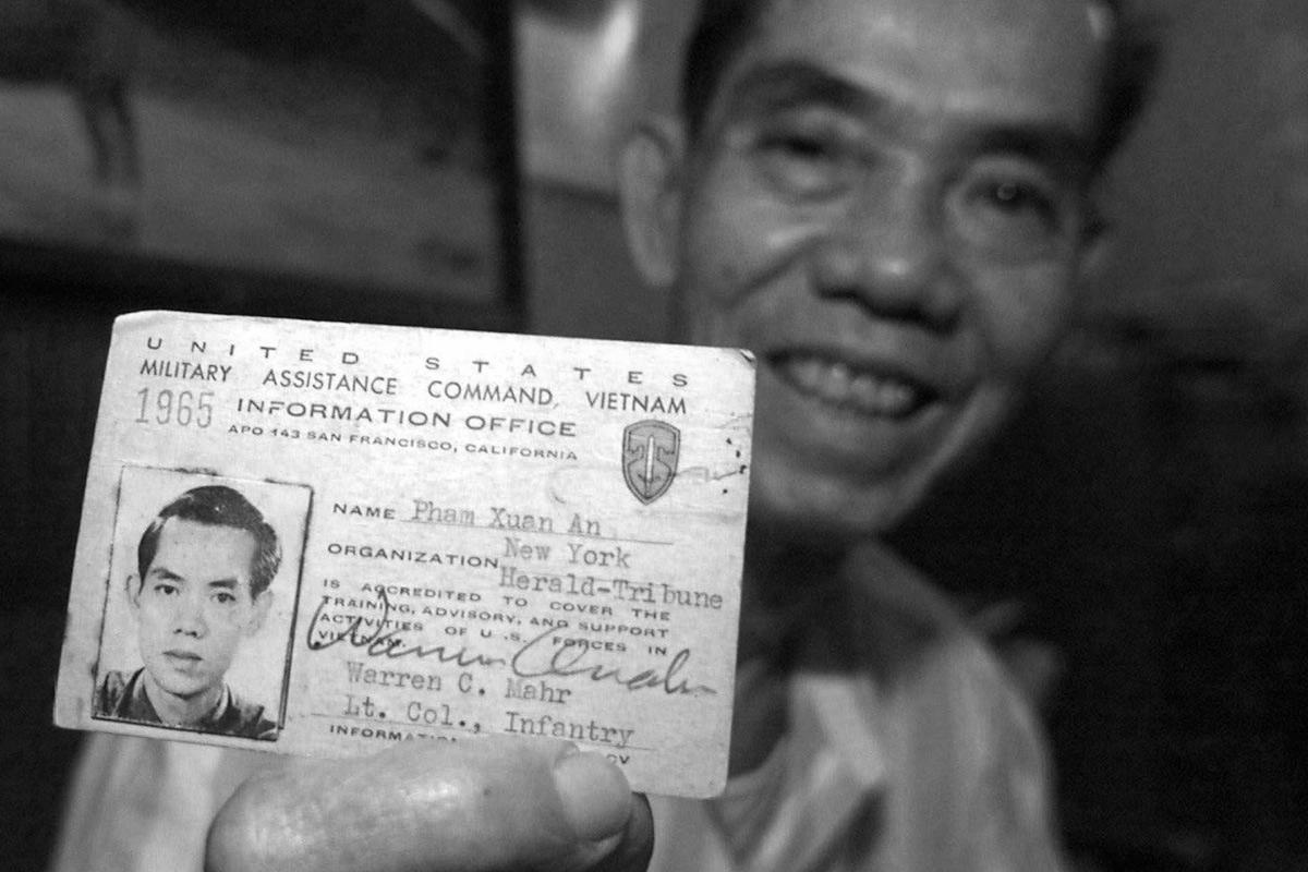 Kỹ thuật săn tin tình báo của điệp viên Phạm Xuân Ẩn