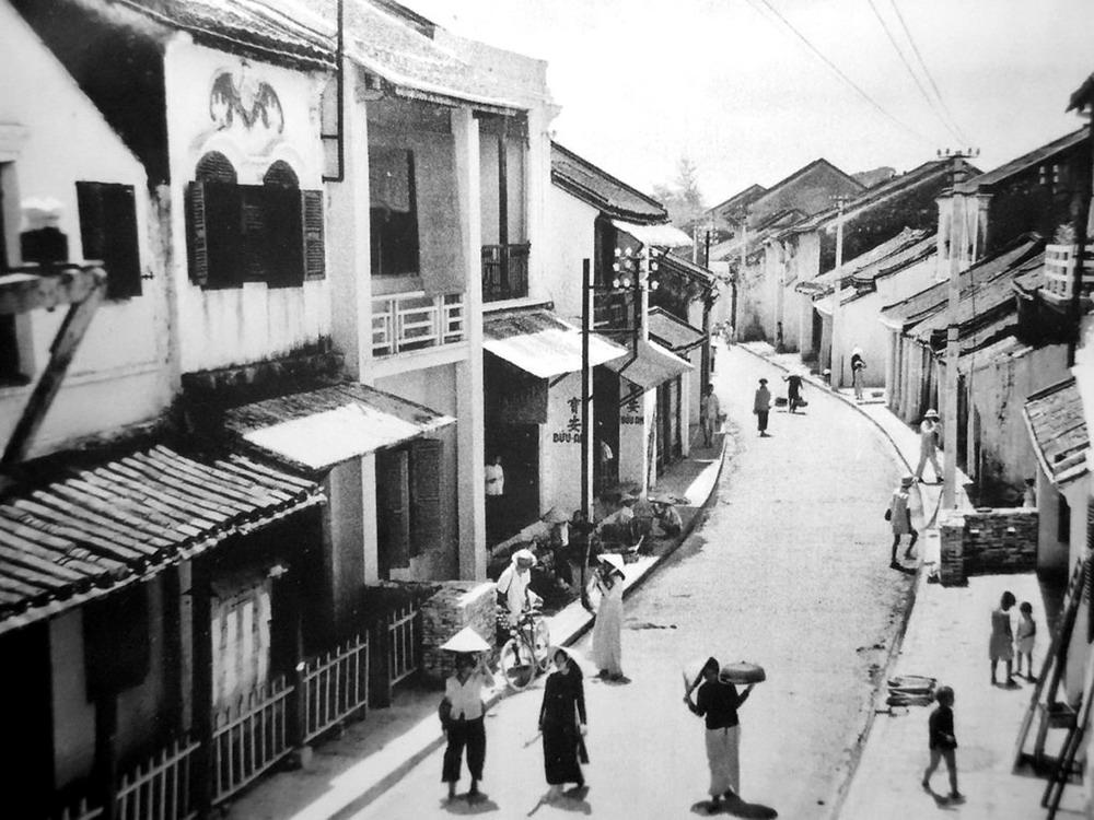 Những hình ảnh khó quên về Hội An thập niên 1930 – 1950