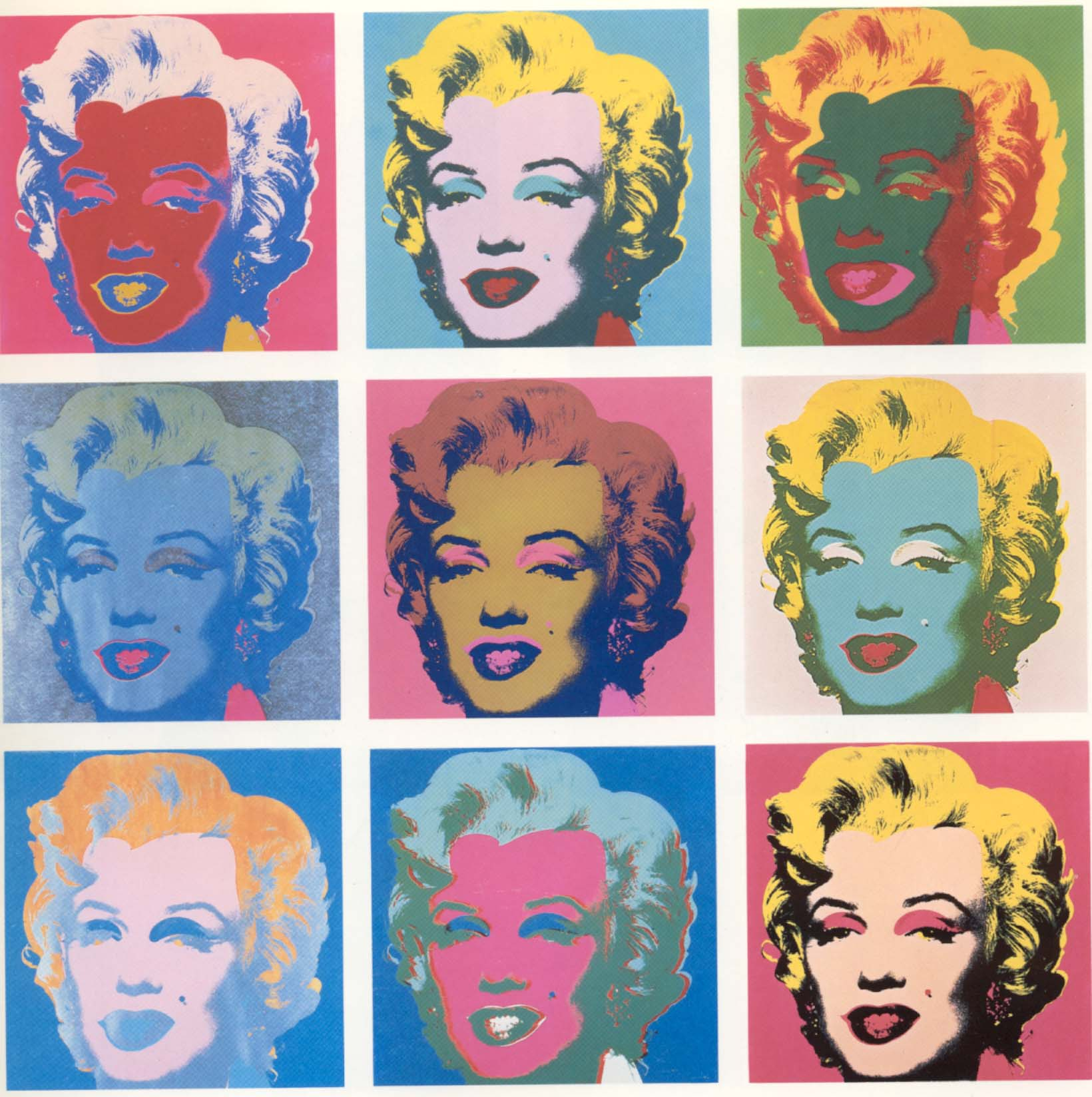 Image result for A.Warhol