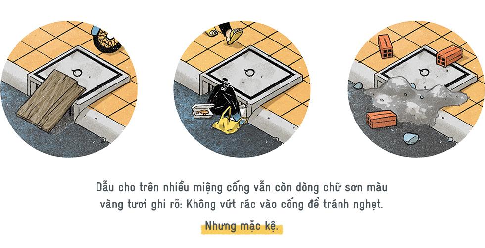 Ở Sài Gòn, mình tiện tay thì mình vứt rác... - Ảnh 2.