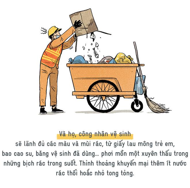 Ở Sài Gòn, mình tiện tay thì mình vứt rác... - Ảnh 5.
