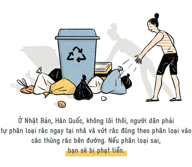 Ở Sài Gòn, mình tiện tay thì mình vứt rác... - Ảnh 6.