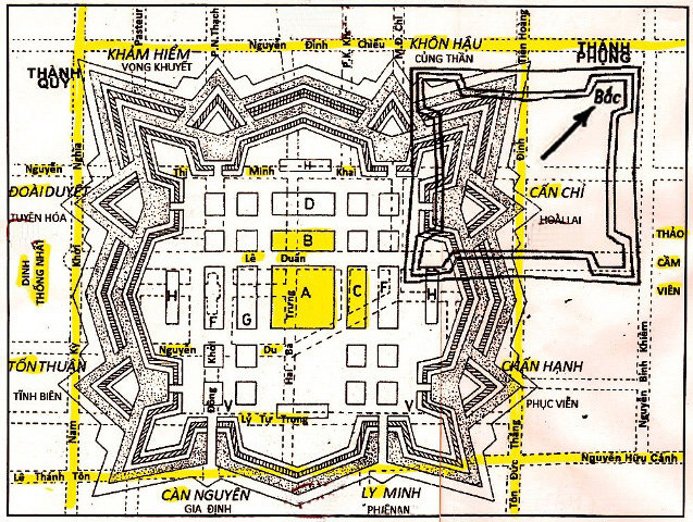 Nếu còn thành cũ, Gia Định không dễ thất thủ ngày 17-2-1859