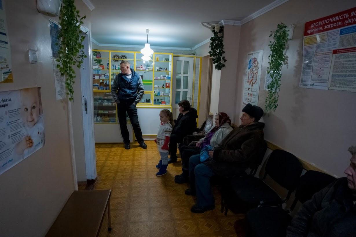Ukraina: Noi bac si va benh nhan cung chat vat ton tai hinh anh 4