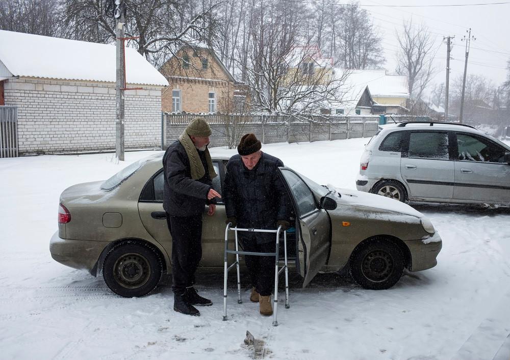 Ukraina: Noi bac si va benh nhan cung chat vat ton tai hinh anh 3