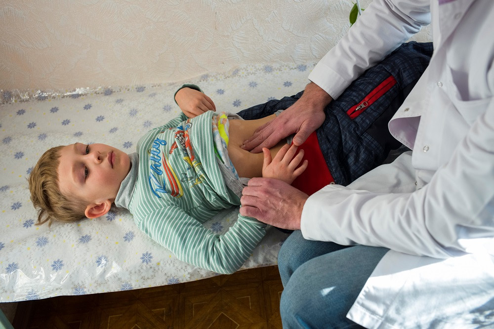 Ukraina: Noi bac si va benh nhan cung chat vat ton tai hinh anh 2