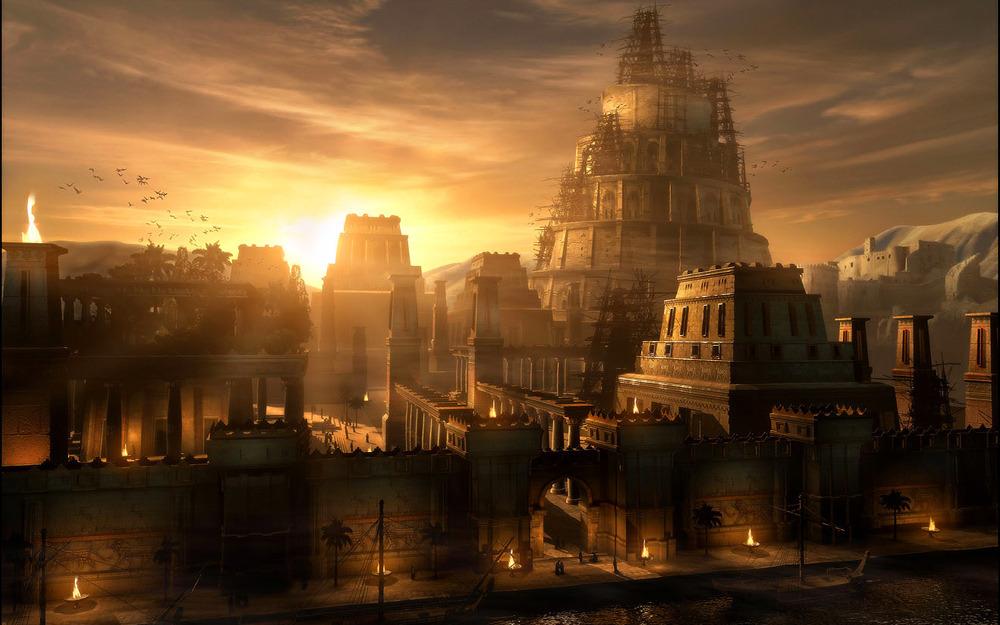 Sự huy hoàng và kết cục bi thảm của đế chế Babylon