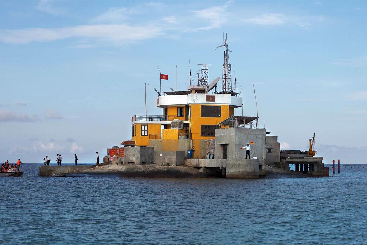Hải chiến Trường Sa 1988: Xả thân bảo vệ đảo Cô Lin