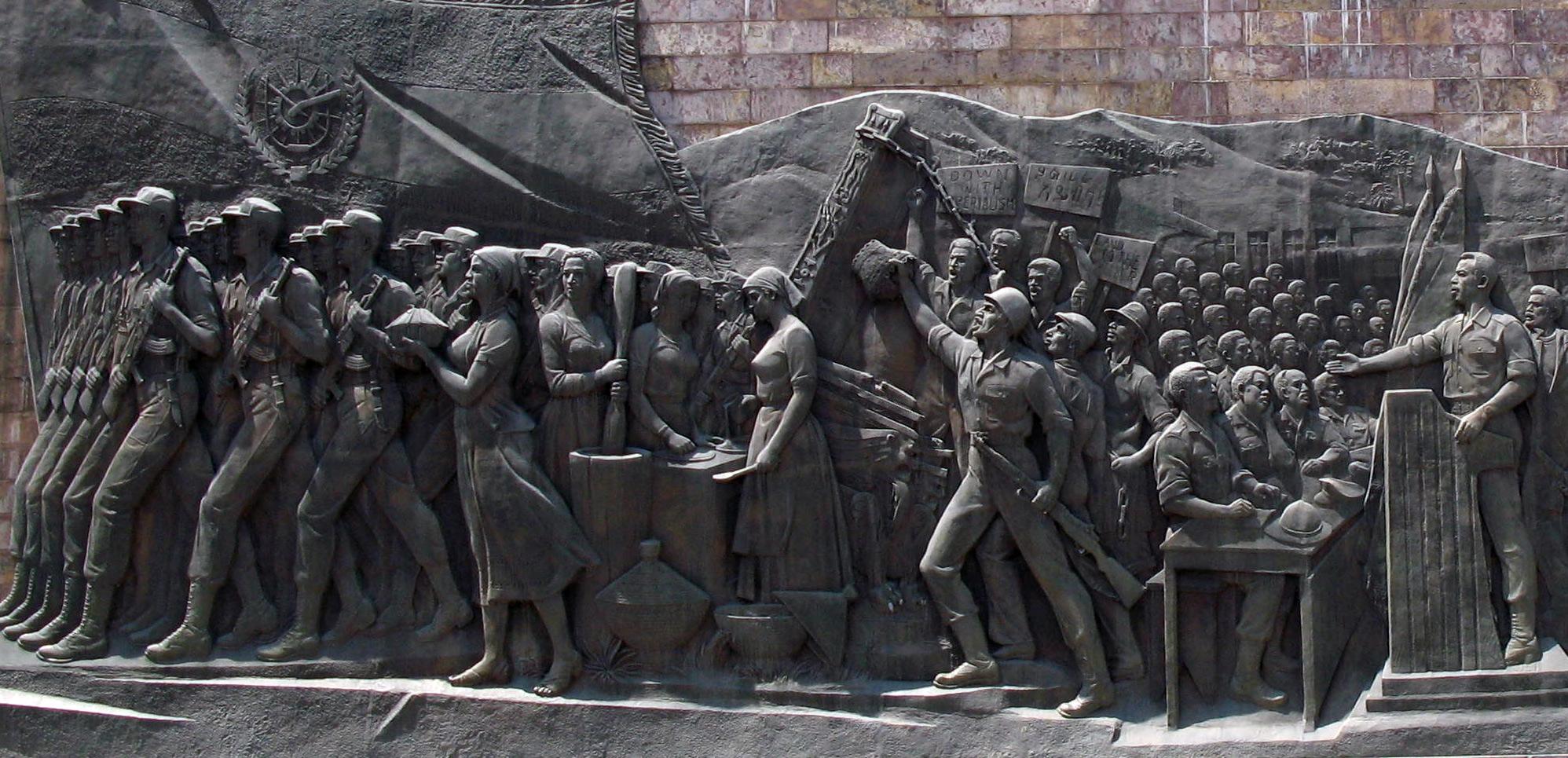 Số phận lịch sử của chủ nghĩa Marx-Lenin tại 'thế giới thứ ba'