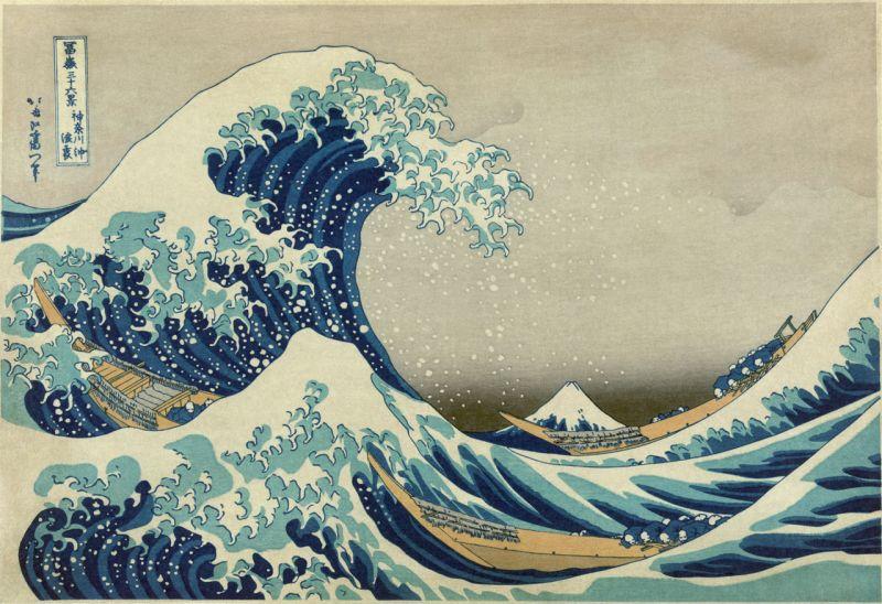 Ngọn sóng lớn