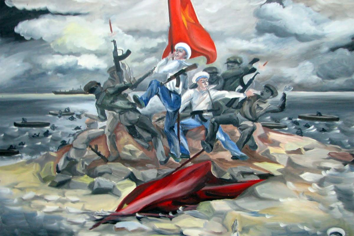 Toàn cảnh cuộc hải chiến Trường Sa 1988