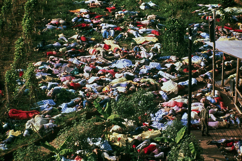 Vụ tự tử tập thể Jonestown 1978: Vết đen trong lịch sử Mỹ