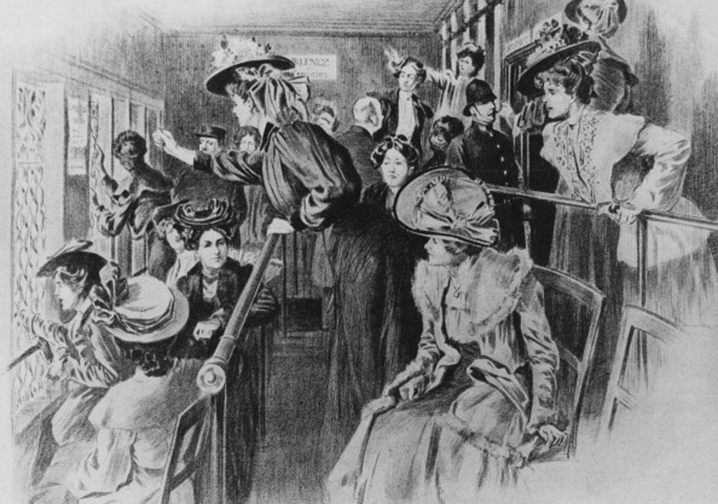 Lịch sử của ngày Quốc tế phụ nữ mùng 8 tháng 3