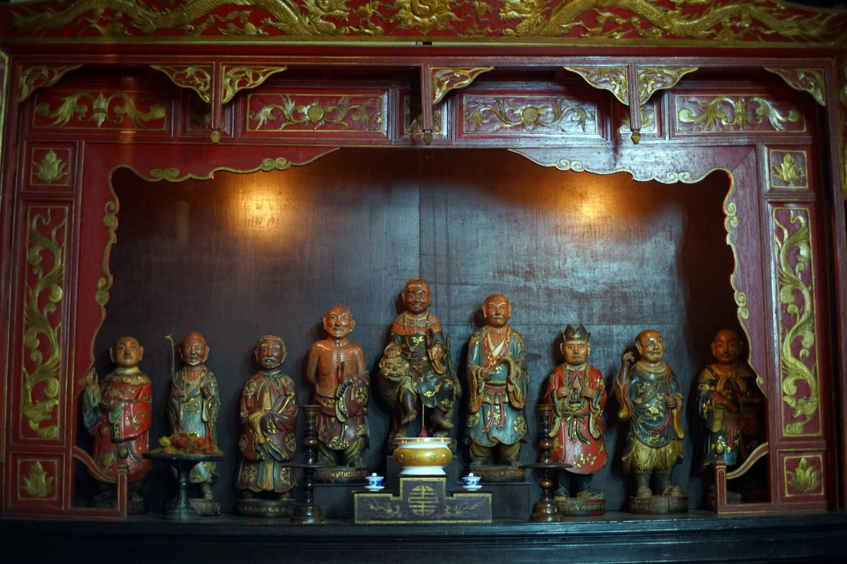 Thô mộc, hồn nhiên như nghệ thuật cổ Việt Nam
