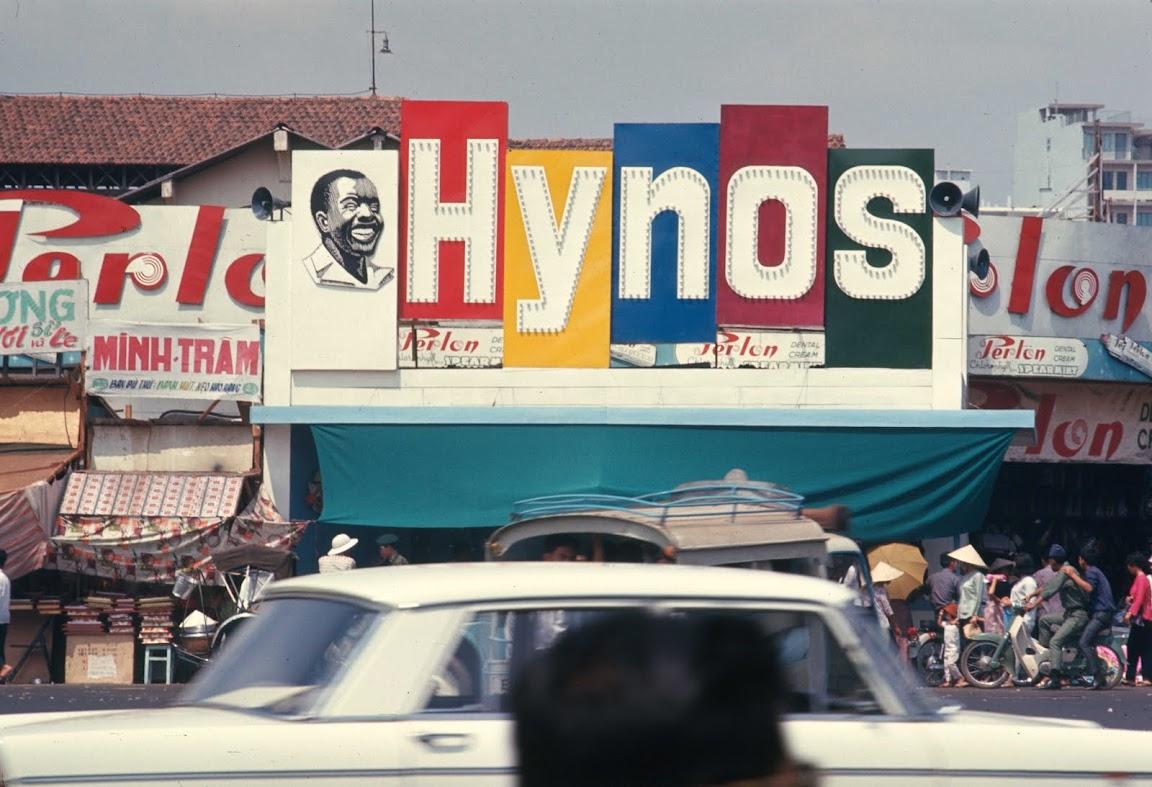 Sài Gòn năm 1968 – 1969 qua 100 bức ảnh của Brian Wickham