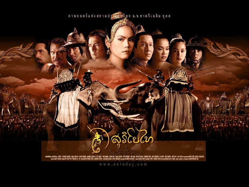 Nền điện ảnh Thái Lan: Có một thời tưởng như đã chết