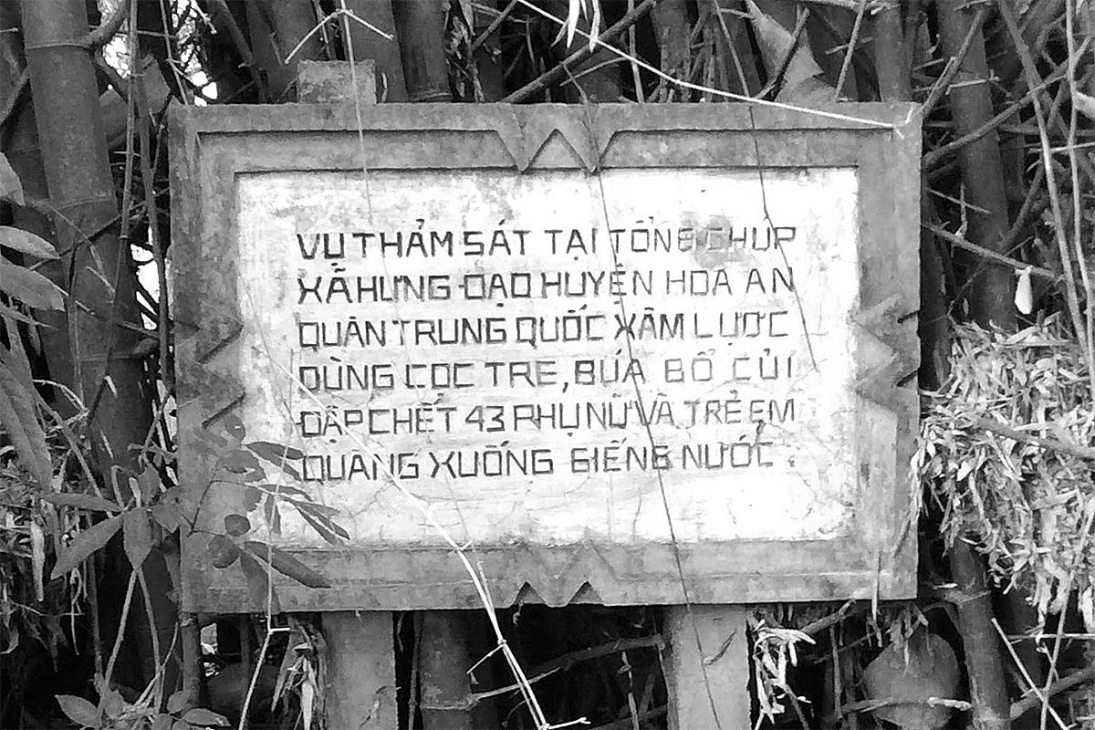 Vụ thảm sát Tổng Chúp 9/3/1979: Tội ác không được phép lãng quên