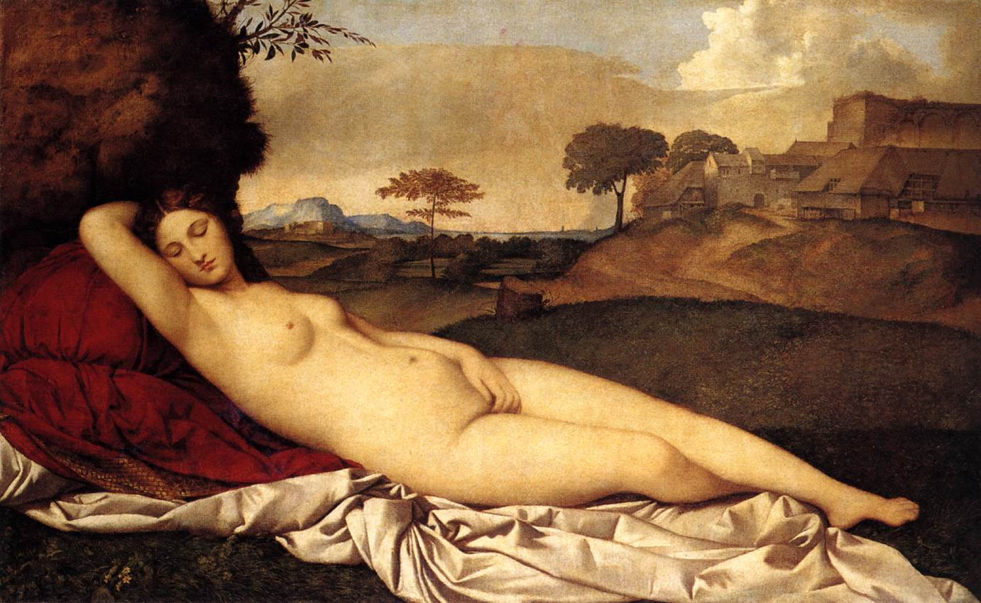 Sleeping Venus
