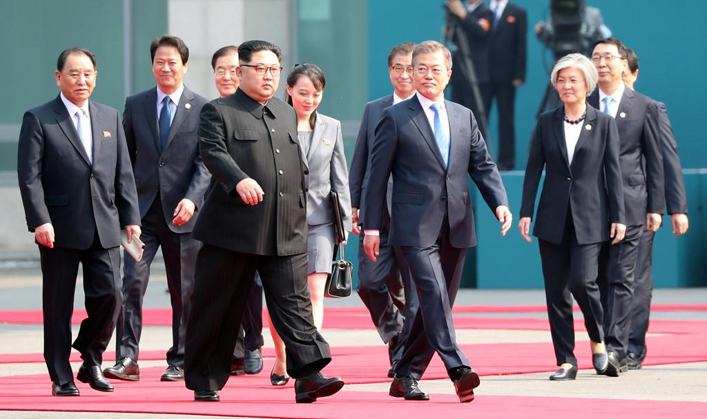 Buoc di nho cua Kim Jong Un - buoc tien lon cua hai mien Trieu Tien hinh anh 8