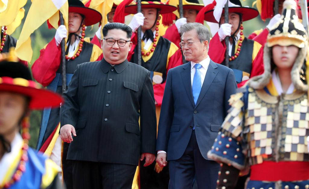 Buoc di nho cua Kim Jong Un - buoc tien lon cua hai mien Trieu Tien hinh anh 4