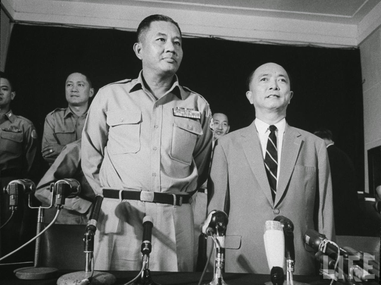 Dương Văn Minh và tôi