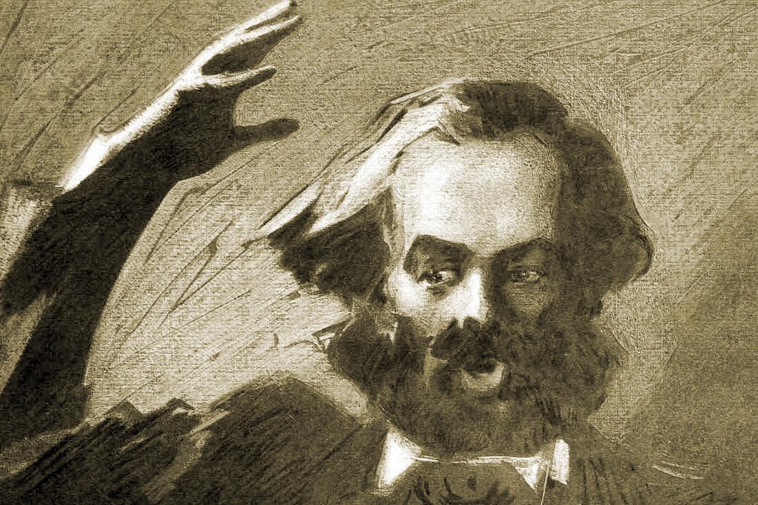 Karl Marx – nhà thơ của tình yêu và bão táp