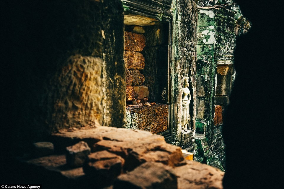 Ta Prohm là một trong những ngôi đền được nhiều du khách ghé thăm nhất do vẫn lưu giữ được gần như nguyên trạng.