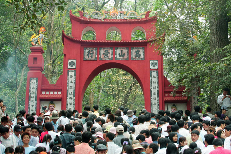 Tín ngưỡng thờ cúng Hùng Vương: Biểu tượng tâm linh văn hóa Việt