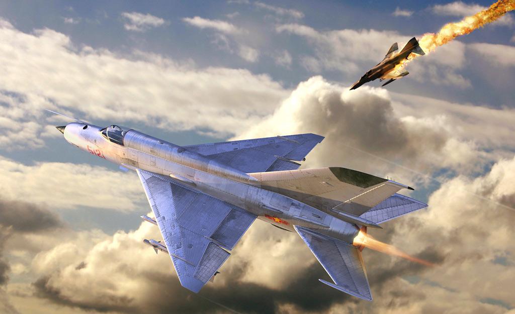 Cuộc đối đầu giữa MiG-21 và F-4 trong chiến tranh Việt Nam