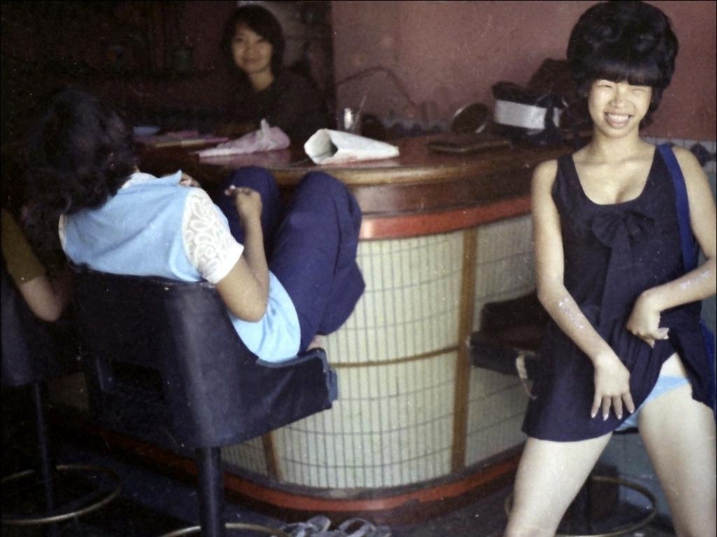 Hình ảnh đặc biệt về Vũng Tàu năm 1970 của Laurie Smith