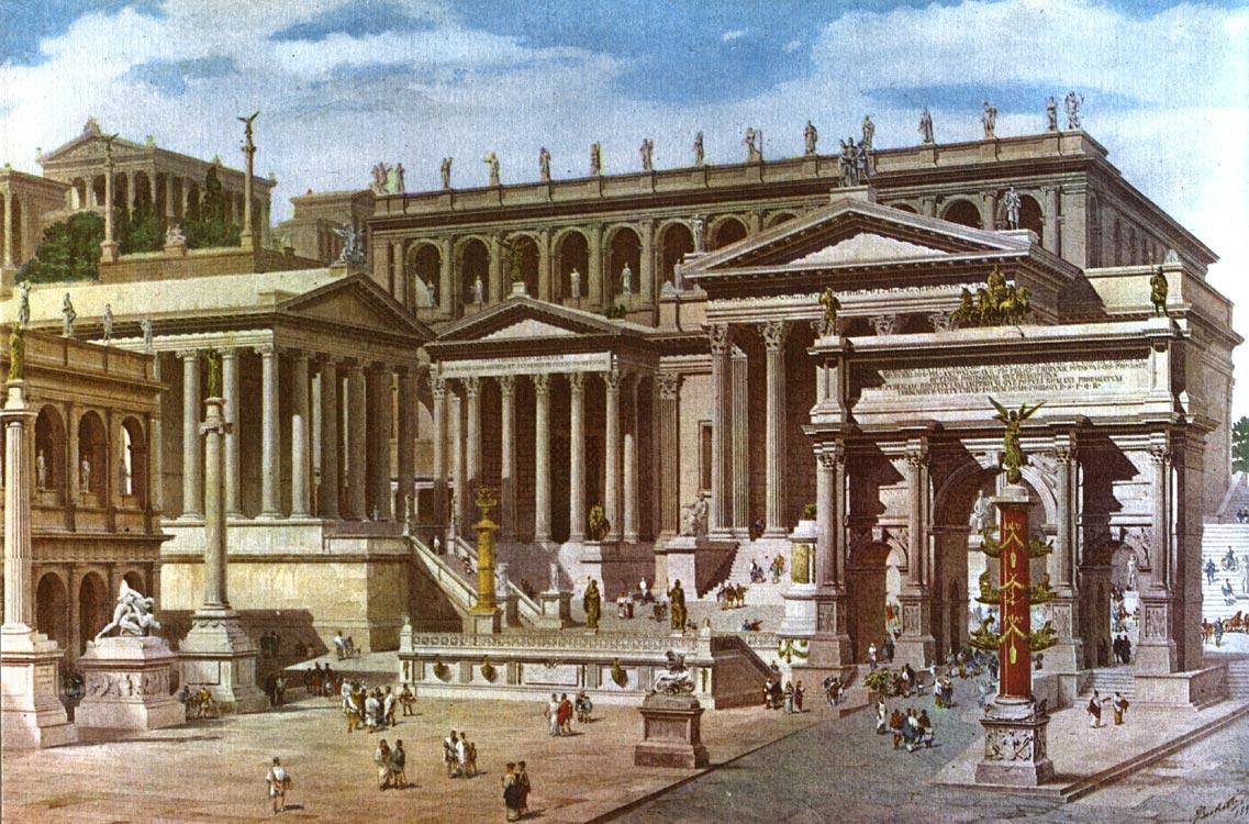 8 lý do khiến Đế quốc Tây La Mã sụp đổ