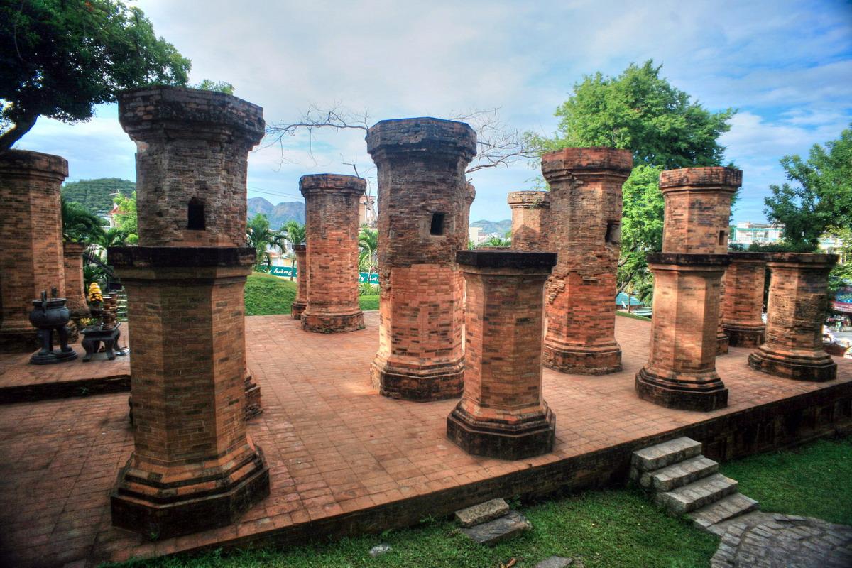 Tiến trình lịch sử của vương quốc Champa