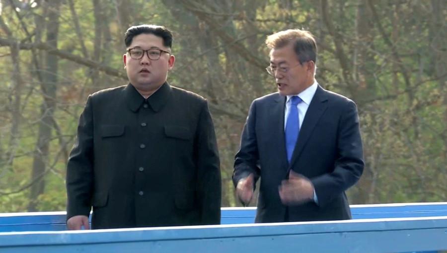 Kim Jong Un: Huong toi thong nhat voi toc do ngua van ly hinh anh 5