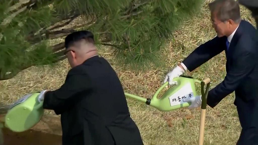 Kim Jong Un: Huong toi thong nhat voi toc do ngua van ly hinh anh 2