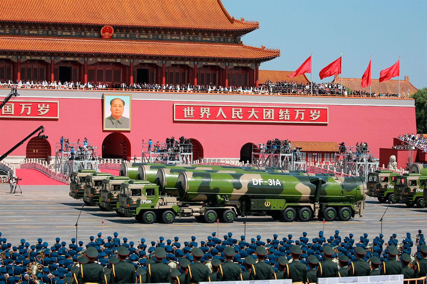 Vũ khí hạt nhân Trung Quốc tác động thế nào đến an ninh toàn cầu?