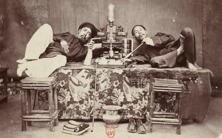 Sự thật về nền công nghiệp thuốc phiện ở Đông Dương thuộc Pháp