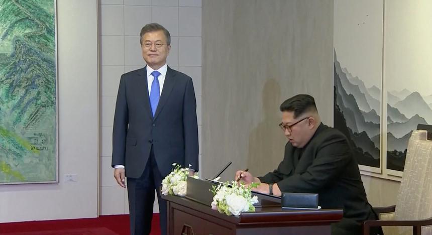 Buoc di nho cua Kim Jong Un - buoc tien lon cua hai mien Trieu Tien hinh anh 10