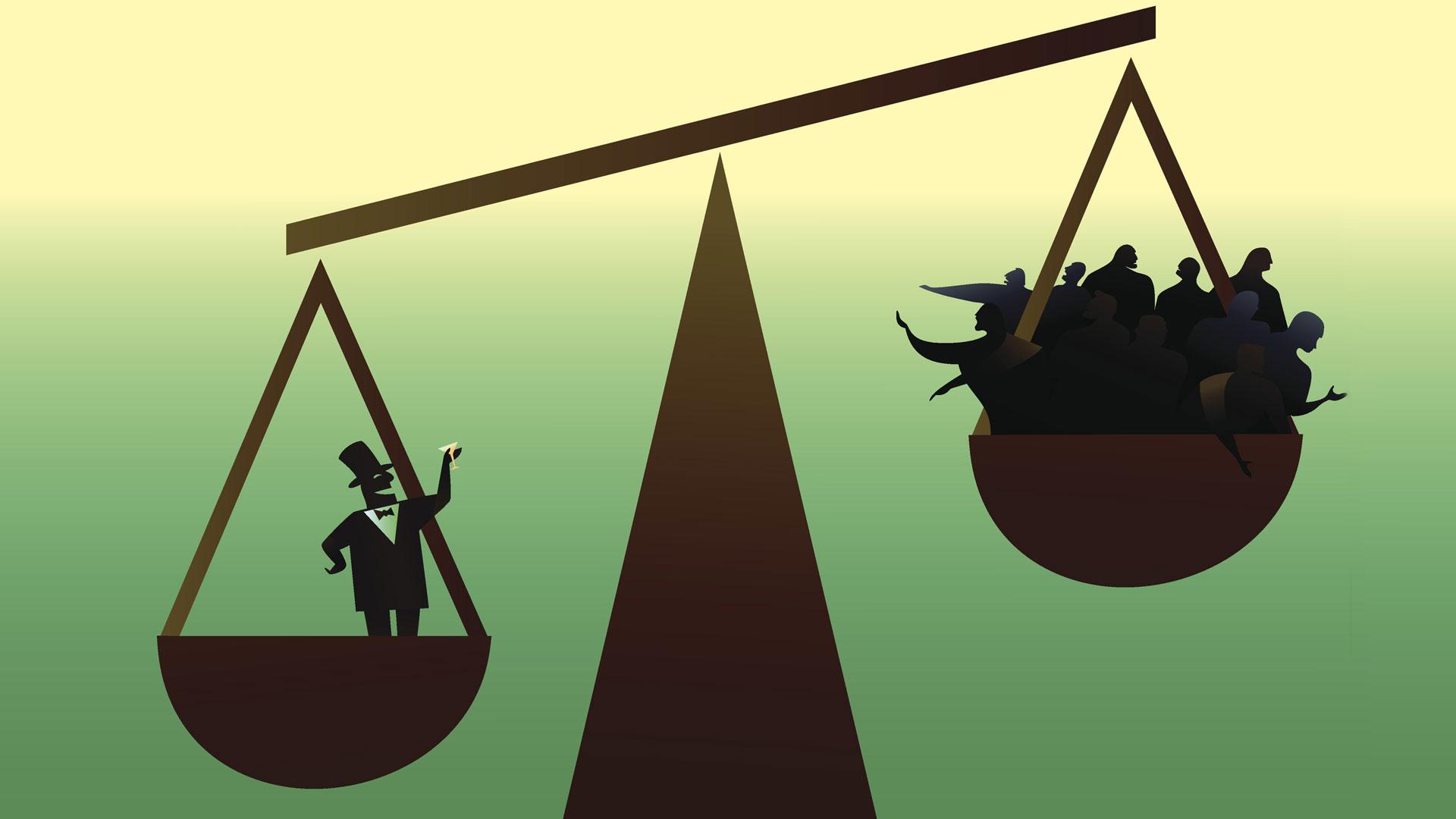 Tại sao Marx đúng? – 7 – Không còn đấu tranh giai cấp?
