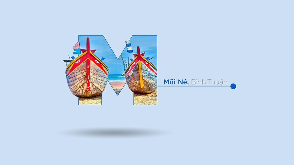 Bộ 29 chữ cái lồng danh lam thắng cảnh Việt của 9X Vĩnh Long