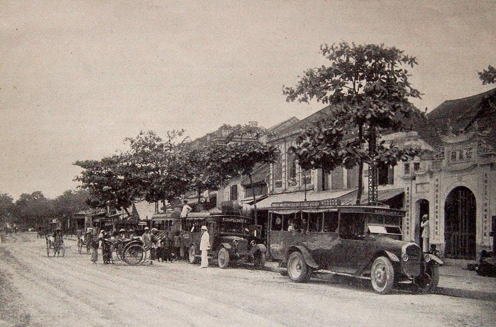 Chùm ảnh: Những điều thú vị về xe hơi ở Việt Nam đầu thế kỷ 20