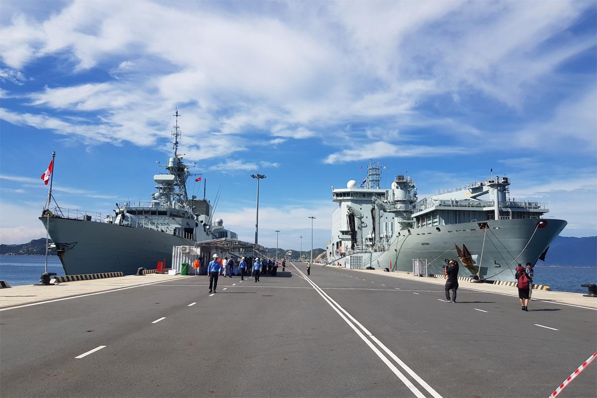 Tầm vóc quân cảng Cam Ranh qua cái nhìn của người Trung Quốc